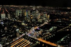 Because you can look at the city from above. | 53 Reasons Living In Melbourne Ruins You For Life