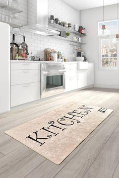 Covor pentru bucatarie Spoon DJT - 80x200 cm Design Case, Best Sellers, House Design, Interior Design, Rugs, Kitchen, Carpets, Home Decor, Houses