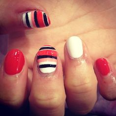 GRAPHIC STRIPES BY WAH BABE ELLIE