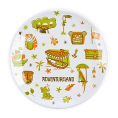 Adventureland Plate - 7''