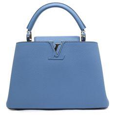 Louis Vuitton Capucines BB blue Hermes Kelly, Cartier, Designer Handbags, Rolex, Chanel, Louis Vuitton, Luxury, Bb, Couture Bags