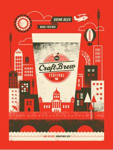2012 Craft Brew Festival by Basemint $20