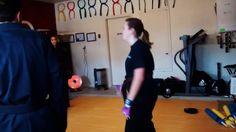 Saturday adult class #xiaolukarate #fitness #abq