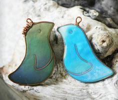 Birds by DARIA MIROSHNYCHENKO   Polymer Clay Planet