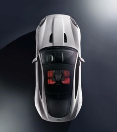 Jaguar F-TYPE Coupe - wow!