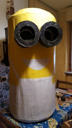 Minions, Costume, Canning, The Minions, Costumes, Minions Love, Home Canning, Fancy Dress, Costume Dress