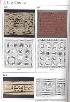 pattern filet