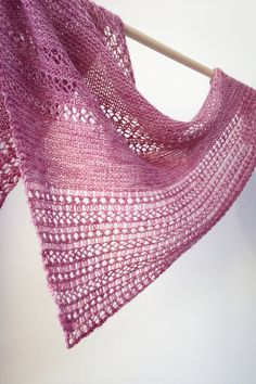 Ravelry: Wildheart shawl with Zen Yarn Garden Serenity Silk Single - knitting pattern by Janina Kallio.