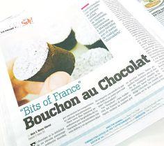 Bouchons au Chocolat! Catch our feature on the @salpuertorico culinary section inside @elnuevodia today! #loprobé #mariacmoreno #indulge #bouchons #chocolate #salpr #endi #indulgechocolat