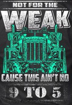 Not for the weak Truck Drivers, Trucks, Garage, Carport Garage, Garages, Truck, Car Garage, Cars