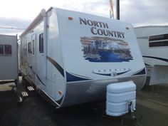2011 - Heartland RVs Travel Trailer North Country 321BHDD