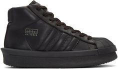 Baskets noires Mastodon Édition adidas