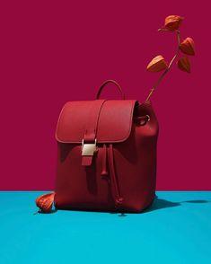 Fashion Handbags, Tote Handbags, Fashion Bags, Photography Bags, Fashion Photography, Product Photography, Klum, Bag Display, Back Bag