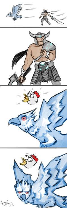 Tryn and Anivia