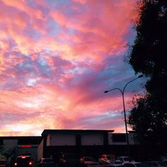 """Imagine if the sky was always red, pink and orange"""",  she said. """"Then we would always marvel and take pictures of it when it was blue""""."""
