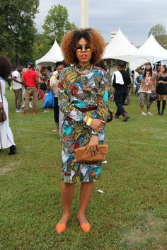Kiara Lanier | 31 Ridiculously Gorgeous People At Afropunk
