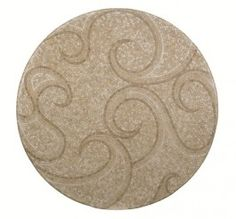 Beautiful waves mosaic table top made out of natural stone. The perfect addition to a coastal style outdoor dining set.