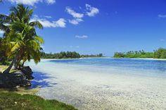 Amazing Rarotonga...Muri Beach