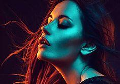 Vibrant Beauty Photography by Jake Hicks
