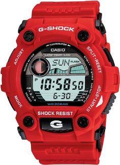 G-Shock Collection Quartz Movement 200 Meters / 656 Feet / 20 ATM Water Resistant