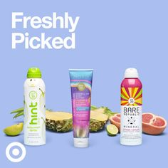 Update your SPF protection with sunscreen featuring fruity scents. Update your SPF protection with sunscreen featuring fruity scents. Ads Creative, Creative Video, Creative Advertising, Advertising Design, Food Graphic Design, Food Poster Design, Ad Design, Motion Poster, Branding