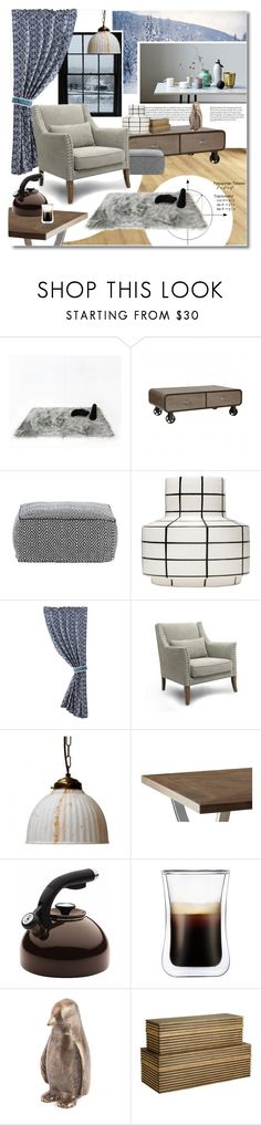 """Polo nord"" by undici ❤ liked on Polyvore featuring interior, interiors, interior design, home, home decor, interior decorating, Forum, MANI, HiEnd Accents and Circulon"