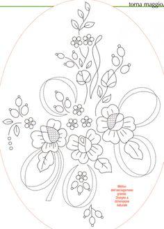 Embroidery Pattern from (603) Gallery.ru / Фото #11 - 2007.05 - by Torna Maggio irislena.gallery.ru. jwt