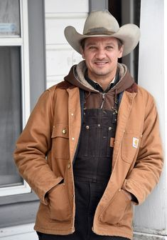 Jeremy Renner - Wind River