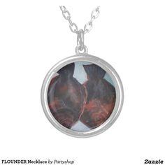 FLOUNDER Necklace