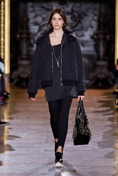 The Paris Fall Trends Will Inspire Your Dressing NOW: The Fall 2014 shows mean a lot of pretty shots to flip through, but if you're anything like us, they're prime for studying, too.