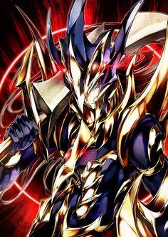 Yu-Gi-Oh!-Black Luster Soldier #YuGioh #cosplayclass #anime