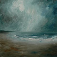 Stories from the Seaside: Paintings by Kate Bentley
