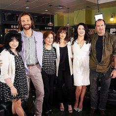 Cast with the creator :) Gilmore Girls Reunion 2015 | POPSUGAR Entertainment