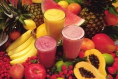 The Ultimate Non-Dairy Fruit Smoothies (METHOD)
