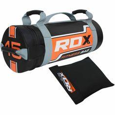 RDX Fitness Sandbag - Gym Powerbag Crossfit Equipment, Muscular Endurance, Body Training, Physical Activities, Gym Bag, Cardiovascular Fitness, Bulgarian, Athletes, Exercises