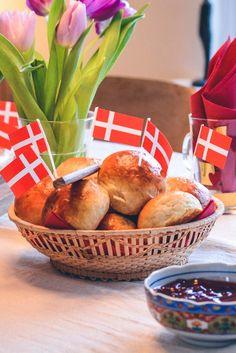 Fødselsdagsboller fra Bageglad.dk