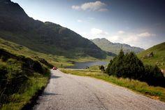 5 Road trips in Scotland