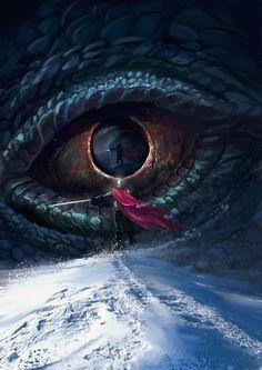 Monster by Vladislav Orlowski on ArtStation