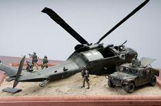 Dioramas and Vignettes: Black Hawk Down, photo #2