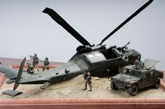 Dioramas and Vignettes: Black Hawk Down, photo #2