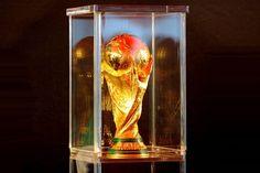 El trofeo estará tres días en México pero sin ser exhibida al público en general