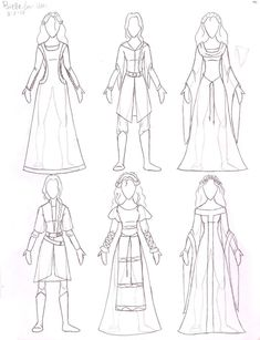 Medieval Costume Ideas