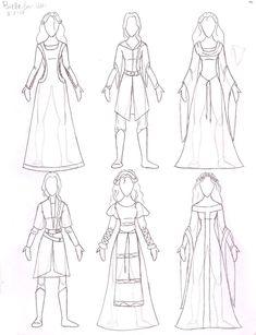 Medieval Costume Ideas