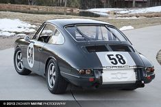 Porsche 911, this one is pure