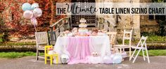 Ultimate Tablecloth
