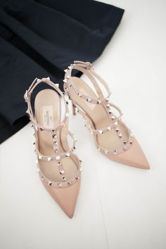 """A work of art has meaning and interest only for someone who possess the cultural competence that is the code, into which it is encoded"" (pg 2). Valentino's Rockstud shoes, for example, were first introduced in 2012, and were immediately spotted on the feet of fashion editors and style bloggers. Despite their prominence in the fashion industry, the shoes only made an impression on those who knew the designer and the trend."