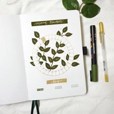 How To: Monthly Mood Tracker – Archer and Olive Bullet Journal Mood Tracker Ideas, March Bullet Journal, Bullet Journal Cover Ideas, Bullet Journal Notebook, Bullet Journal Layout, Bullet Journal Ideas Pages, Bullet Journal Inspiration, Bullet Journals, Bujo Inspiration