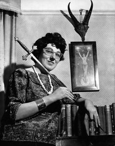Was The Mother of Modern Witchcraft Also a Pro-Choice Spy? – Familiar Territory