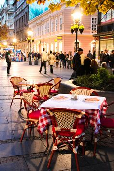 Belgrade - Knez Mihailova ulica by dusan_91, via Flickr