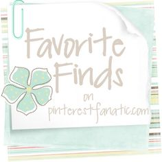 Pinterest Fanatic | Ultimate Fan Club for Recipes and Giveaways: Favorite Finds - Father's Day Edition